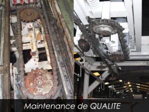 Exemple de maintenance réalisée par SYNETECH