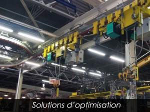 Exemple d'optimisation d'une grande chaine